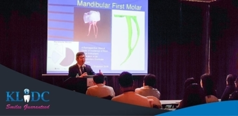 Modern Endodontic Therapy by Dr. Jarshen Lin